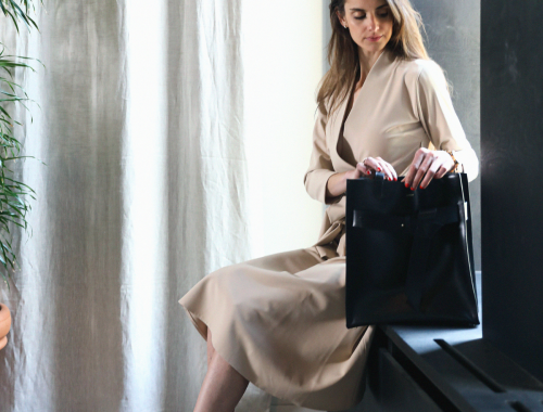 Spring outfit for work - The Raven Collective - workwear blogger Lynn Mikolajczak - LM Fashion Agency