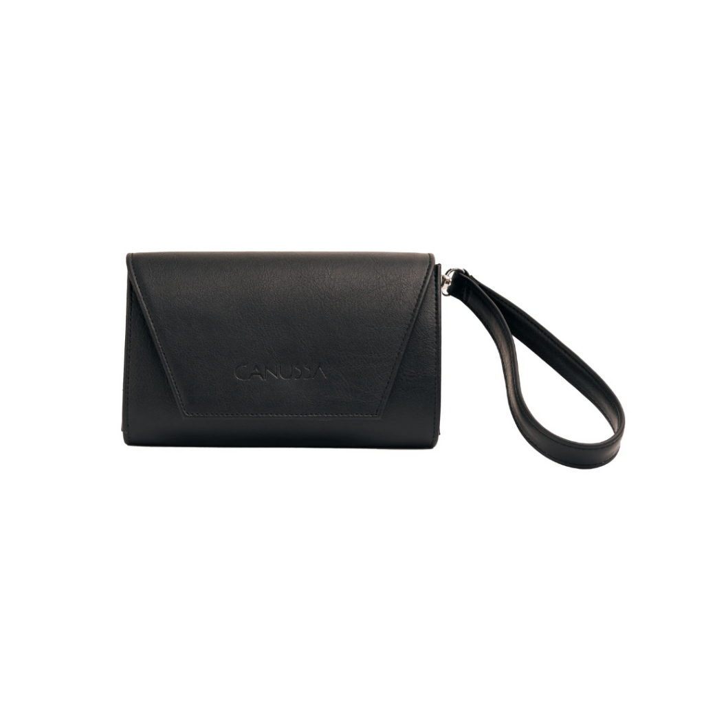 Canussa Hybrid Vegan Bag - - The Raven Collective - LM Fashion Agency